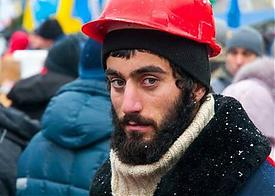 Сергей Нігонян, Сергей Нигонян, евромайдан|Фото: