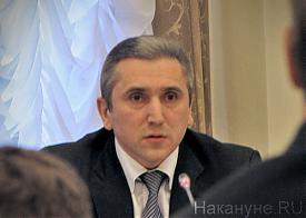 совещание, полпредство, глава администрации Тюмени Александр Моор Фото: Накануне.RU