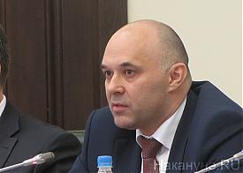 совещание полпредство, вице-губернатор ХМАО Андрей Филатов Фото: Накануне.RU