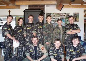 Эстония, база, украинские националисты, боевики, обучение, НАТО|Фото: varjag-2007.livejournal.com