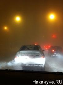 морозы, туман, сургут|Фото:Накануне.RU
