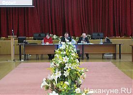 заседание штаба ОНФ, Косарев Николай, Валерий Якушев, Лариса Фечина Фото: Накануне.RU
