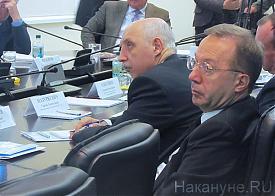 Игорь Ковпак, заседание союза промышленников и предпринимателей Фото: Накануне.RU