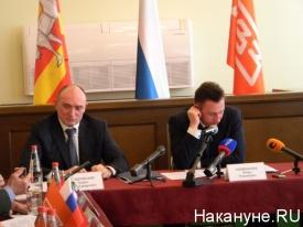 Борис Дубровский Игорь Холманских|Фото: Накануне.RU