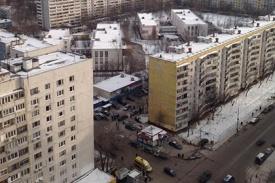 Захваченная школа №263  Москва|Фото: Lenta.ru