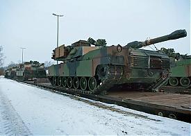 танк, M1A2 SEP V2 Abrams, Германия, НАТО|Фото: stripes.com