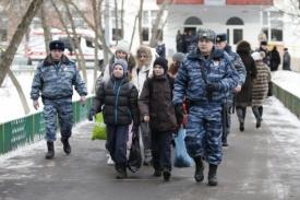 стрельба в московской школе|Фото:ИТАР-ТАСС