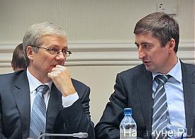 Совещание по ЕГЭ, Охлопков Сергей, Сергей Филипенко|Фото: Накануне.RU