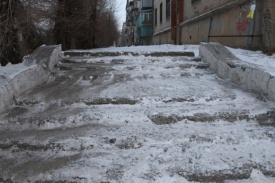 лестница улица Российская Челябинск|Фото: cheladmin.ru