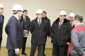 Игорь Холманских, Олег Богомолов, ТЭЦ-2|Фото: zauralonline.ru