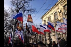 Славянский антифашистский фронт, Родина, Крым, САФ|Фото: Родина
