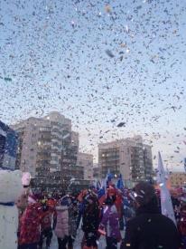 открытие live site Sochi 2014|Фото: facebook.com/dip.gubernator96