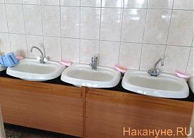 Столовая, школа, Сухой Лог|Фото: Накануне.RU