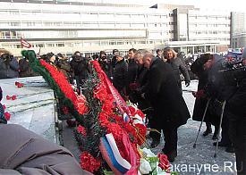 митинг 25 лет вывода войск из Афганистана, Черный Тюльпан|Фото: Накануне.RU