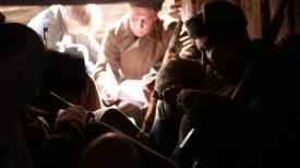 кадры из фильма Биохимия предательства, солдаты, война|Фото: Константин Семин
