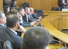 депутатское слушание по тарифам на транспорте|Фото: Накануне.RU