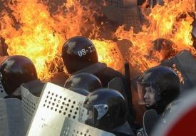 Киев, погромы|Фото: