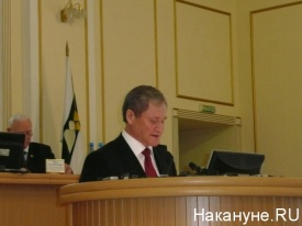 Алексей Кокорин и.о. губернатора Курганской области|Фото: Накануне.RU