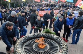 митинг антимайдан одесса|Фото: