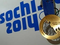 медаль золотая, олимпиада сочи-2014|Фото:trend.az