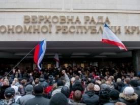 крым, верховный совет, митинг|Фото:Ukrafoto