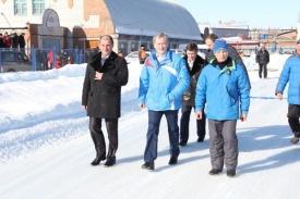 Алексей Кокорин, ралли, Шадринск|Фото: пресс-служба губернатора Курганской области