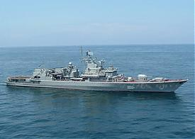 """Гетман Сагайдачный"", фрегат, ВМС Украина, флот, корабль Фото: bagnet.org"