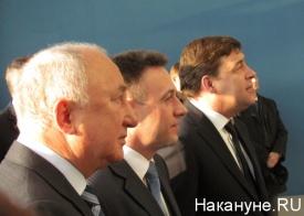 Скуратов, Холманских, Куйвашев|Фото: Накануне.RU