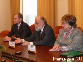 Чуров Гулькевич Кокорин|Фото: Накануне.RU