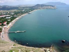 пляж, море, Крым, Черное море, лето, отдых, отпуск|Фото: