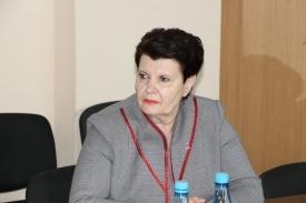 Людмила Новикова кандидат на должность главы города Шадринска|Фото: Единая Россия Курган