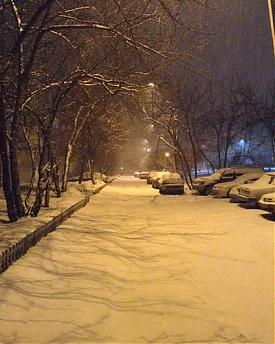 снегопад, уборка улиц, Екатеринбург|Фото: vk.com/te_ekb