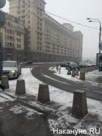Москва погода снег|Фото:Накануне.RU