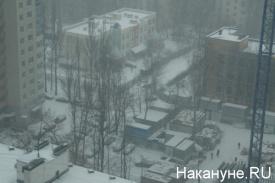Москва, снег|Фото:Накануне.RU