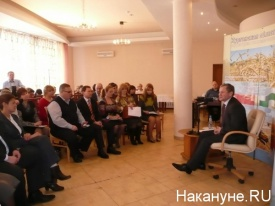 Кокорин встреча с журналистами Фото: Накануне.RU