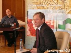 Алексей Кокорин и.о. губернатора Курганской области Фото: Накануне.RU
