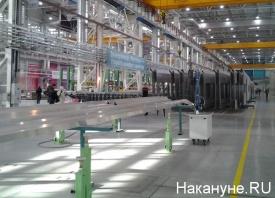 Уральские локомотивы, цех Фото: Накануне.RU