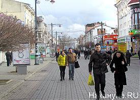 Крым Симферополь улица Фото: Накануне.RU