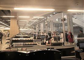 Гринвич Гипербола магазин супермаркет касса|Фото:Накануне.RU