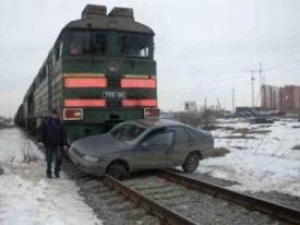 ДТП поезд переезд|Фото: ГУ МЧС РФ по Челябинской области