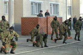 Борис Дубровский спецназ|Фото: gubernator74.ru