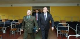 Борис Дубровский спецназ казарма|Фото: gubernator74.ru
