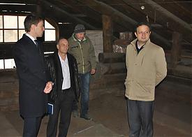 Домжур, Дом журналистов, реставрация, ремонт|Фото: ФБ Дмитрия Федечкина