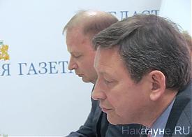 Круглый стол, реформа местного самоуправления, Шептий, Косинцев|Фото: Накануне.RU