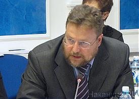 Круглый стол УрГЭУ, Вадим Дубичев|Фото: Накануне.RU