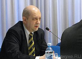 Круглый стол УрГЭУ, Владимир Соловаров|Фото: Накануне.RU