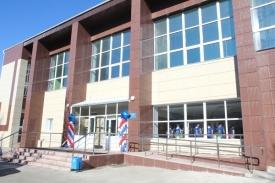 дворец спорта Курганского училища олимпийского резерва|Фото: пресс-служба губернатора Курганской области