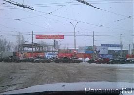 пробки снегопад март|Фото: Накануне.RU