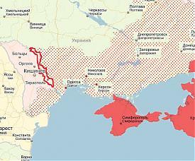 Приднестровье, юго-восточная автономия, Украина, Крым, Россия, Одесса, Херсон, Николаев|Фото: