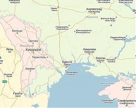 Приднестровье, Украина, Крым, Россия, Одесса, Херсон, Николаев|Фото: